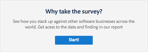 Why take the survey?